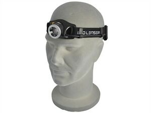LED-Lenser-H7-2-Head-Torch-Lamp-CREE-LED