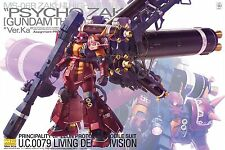 MG Master Grade Gundam Thunderbolt Psycho Zaku ver.Ka 1/100 model kit Bandai