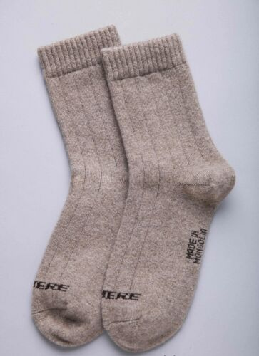 Calcetines mongol 100/% Cashmere