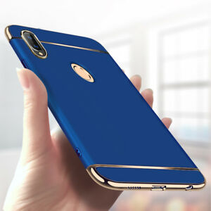 superior quality c27bb 62214 For Huawei Nova 3i Mate 20 Lite Shockproof Case Luxury Electroplate ...