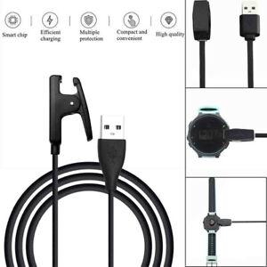 Für Garmin Vivoactive HR Ladegerät USB Ladeclip Kabellänge 1 m