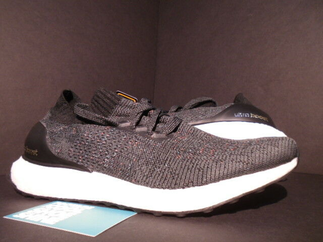 ADIDAS ULTRA BOOST UNCAGED MULTI-COLOR SOLID GREY CORE BLACK WHITE NMD BB4486 9