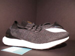 hot sale online a3358 9858f Image is loading ADIDAS-ULTRA-BOOST-UNCAGED-MULTI-COLOR-SOLID-GREY-