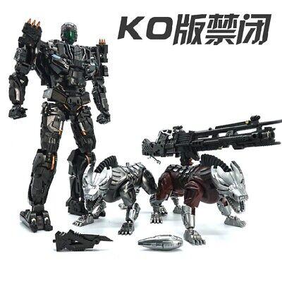 Transformers Visual Toys VT-01  Version UT R-01 Steeljaw Lockdown Figure Toy !