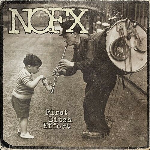 NOFX - First Ditch Effort [New CD]