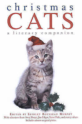 "1 of 1 - ""VERY GOOD"" Christmas Cats: A Literary Companion, , Book"