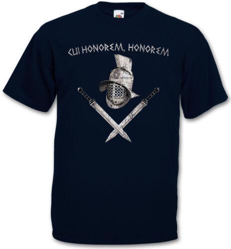 Honorem Gladiateur Spartacus T-Shirt-Rome sang tv Spartacus Ludus sable Kult
