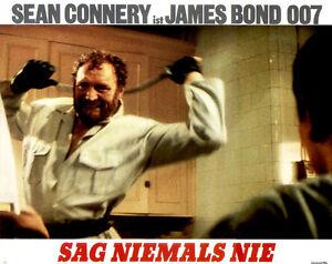 Bond Sag Niemals Nie