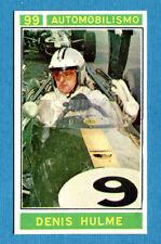 Figurina/Sticker CAMPIONI DELLO SPORT 1967/68-n. 99 - D HULME -AUTOMOBILISMO-Rec