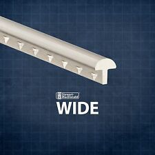 StewMac Wide Fretwire, Wide/Low, 2-foot piece - 3 pack