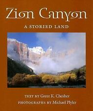 Zion Canyon: A Storied Land (Desert Places), West, Essays & Travelogues, General
