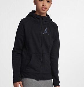 31901effc99dfe Nike Jordan Sportswear Wings Lite Big Kids Full Zip Hoodie 955001 ...