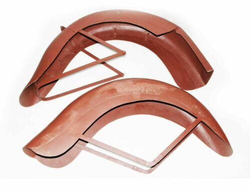Front And Rear Mudguard Fender Set Rigid Frame Indian Chief Scout 101 Model