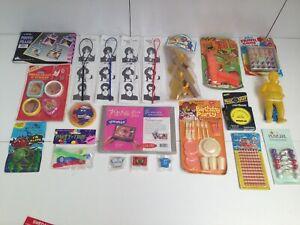 Bulk-Lot-of-21-Vintage-1970-039-s-80-039-s-Novelty-Toys