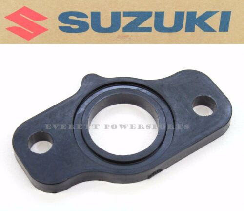 Genuine Suzuki Carb Carburetor Mounting Joint Insulator 87-06 LT 80 Spacer #K164