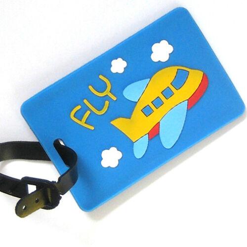 Funky Luggage Tag//sac de bagages cas Vacances Voyage Valise Camion Adresse étiquette