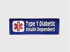 Type-1-Diabetes-Backpack-Strap-Cover-Car-Seat-Harness-Cover-T1D-Medical-Alert