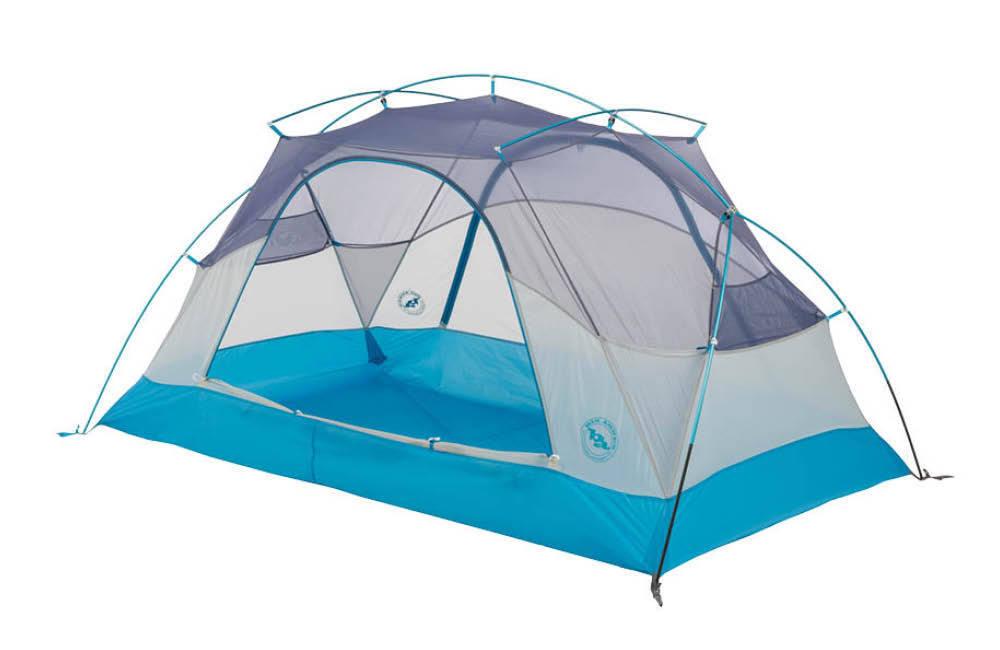 Big Agnes tufly SL2+ Super Ultralight Grande Randonnée Tente 2 Personne 2 portes 2 vestibu