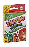 Skip-bo Junior Card Game Free Shipping