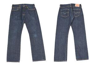Levi's Strauss 501 Droit Bleu Jean Hommes Jean W31 L30