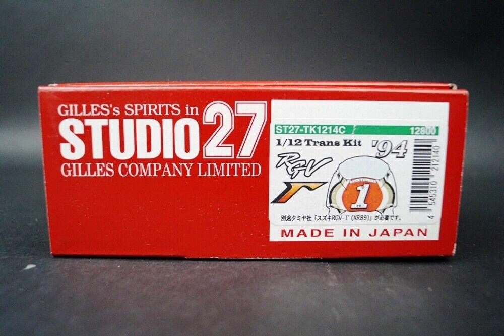 1 12 Studio27 TK1214C RGV-r gamma WGV 1994 Trans Kit