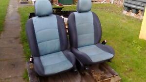 Mk2-Clio-Seats-Front-amp-Rear-blue-dci-extreme