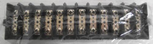Suns TG-612 Terminal Block 12P 6-22AWG 60A//600V Grainger #6YH93