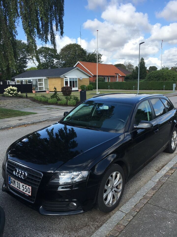 Audi A4, 2,0 TDi 170 Avant, Diesel