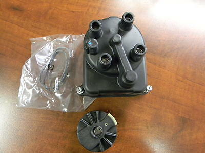 Genuine Honda OEM - Civic Cap + Rotor Kit - 30102-P54-006 + 30103-P08-003