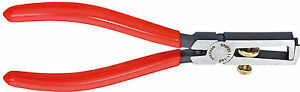 NEW-6-Insulation-Wire-Stripper-Stripping-Pliers-Knipex-11-01-160-Made-Germany