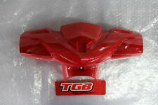 TGB Bullet 50 Verkleidung Lenker Lenkerverkleidung rot #R7620