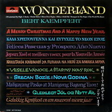 "12"" Bert Kaempfert Wonderland (Moon Over Naples) 60`s Polydor 104 692"