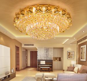 K9 Crystal Chandelier Ceiling Light