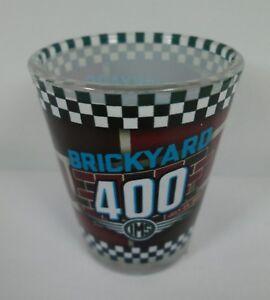 2017-Brickyard-400-Event-Collector-Shot-Glass-Nascar-Kasey-Kahne