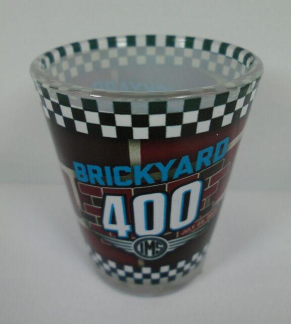 2017 Brickyard 400 Event Collector Shot Glass Nascar Kasey Kahne
