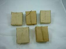 5 Original Russian Izhevsk Mosin Nagant Stripper Clip Boxes 1946-1953 Mfg 91/30