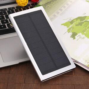 Chargeur-Batterie-Urgence-Solaire-Alimentation-20000mAh-Dual-USB-Aluminium-SL