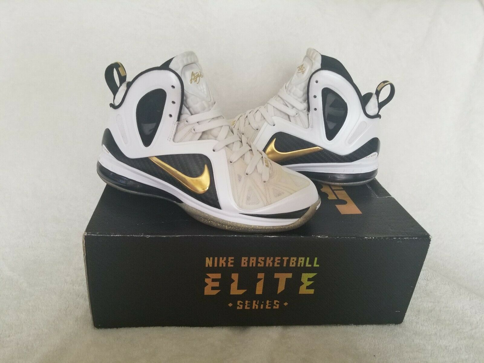 Nike Lebron PS Elite 9's In A Size  8.0