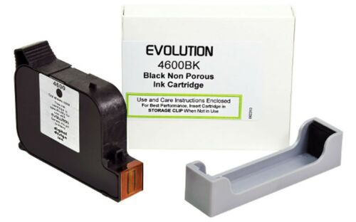 Evolution 4600BK Ink Cartridges