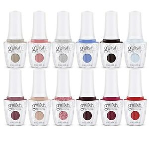 Harmony GELISH MARILYN MONROE FOREVER FABULOUS 12-pc Gel Nail Polish Holiday Set