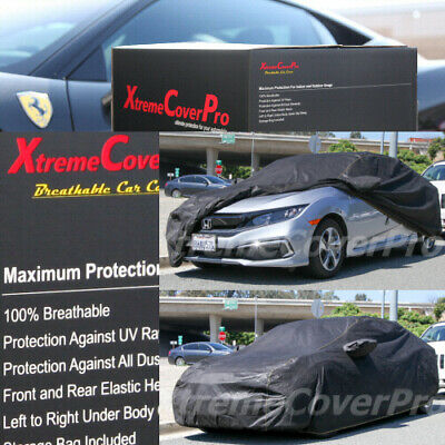 2014 Honda Civic Sedan Breathable Car Cover w// Mirror Pocket