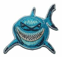 Finding Nemo Bruce The Shark Embroidered Patch