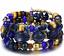 Boho-Multilayer-Natural-Stone-Bead-Tassel-Pendant-Chain-Bracelet-Charm-Women-Set thumbnail 30