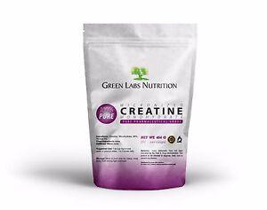 Kreatin-Monohydrat-Pure-Powder-454g-Free-World-SHIPPING
