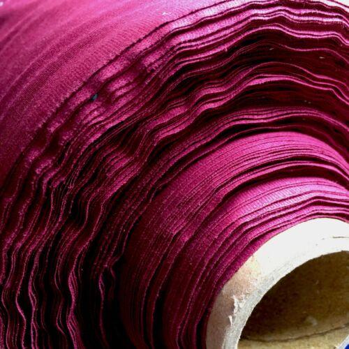 "PREMIUM POLYCOTTON SHEETING Plain Bed Fabric 240cm 94/"" Wide per 1m Metre"