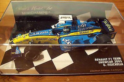 Apprensivo 1/43 Renault 2005 Showcar Giancarlo Fisichella-mostra Il Titolo Originale