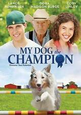 MY DOG THE CHAMPION 2014 Family dvd Cow Dog DORA BURGE Lance henriksen Ln