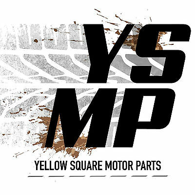 Yellow Square Motor Parts