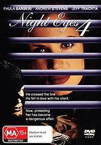 Night Eyes Four: Fatal Passion (DVD, 1996), NEW and sealed, Free shipping