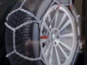 set of 2 KONIG CB-12 097 Snow chains